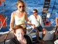 One day sailing with your family