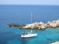 Caves around Paros with your sailboat