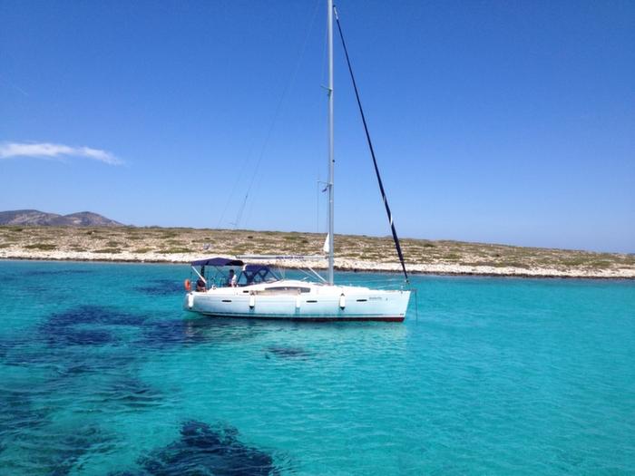 Small Boat Cruises Greek Islands