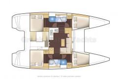 catamaran sketch