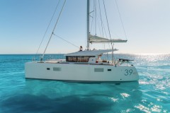 greece catamaran charter