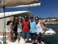 greek islands sailing trip