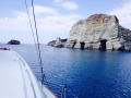 greek islands catamaran voyage