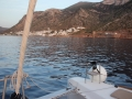 travel with a catamaran in Greece