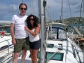 Couples Yacht Hire with Skipper Holidays in Greece