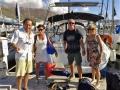 couples sail holiday