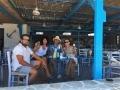 couples sailing adventure in Greek islands
