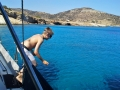 sailing holidays greece beginners