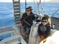 Sailing trips in Greece for families