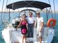 greek sailing honeymoon tours