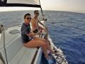 greek islands sailing cruises for honeymoon