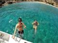 greece yacht cruises for newlyweds