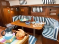 skippered yacht charter Greece for 8 persons