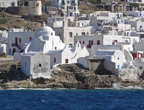 Best time to sail Greek Islands