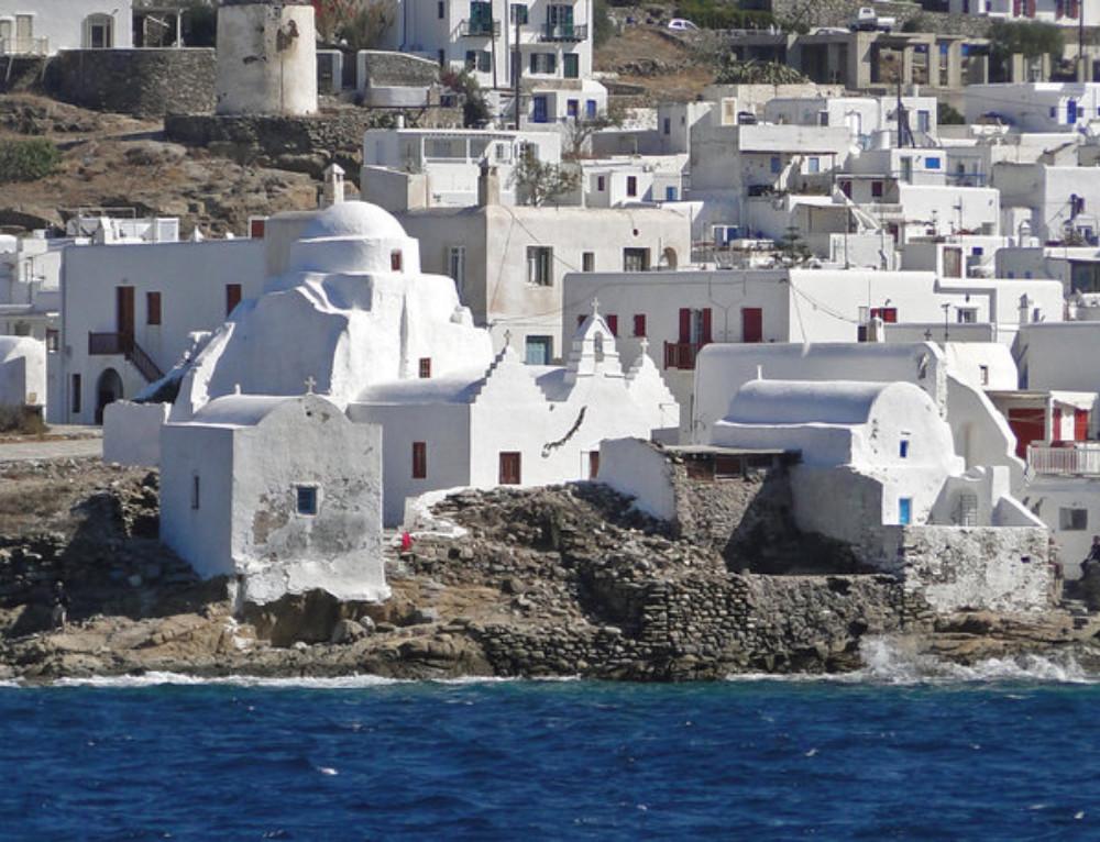 Best time to sail Greek Islands