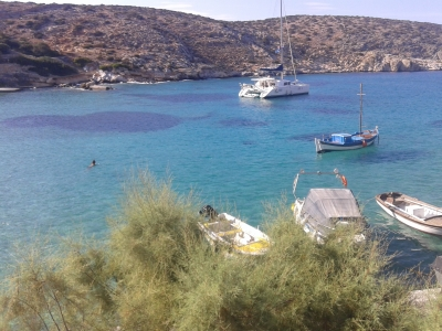 a week sailing tour in greece - cyclades