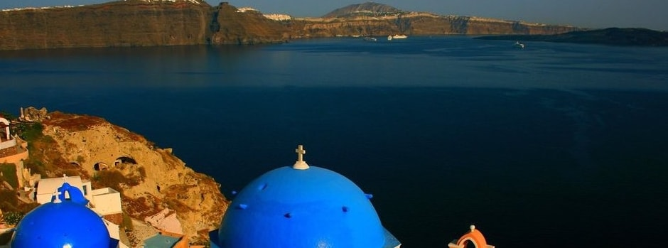 santorini sailing tour