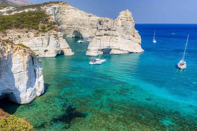 last minute sailing holidays Greece