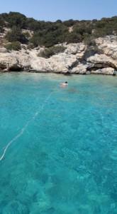 travelogue sailing the greek islands
