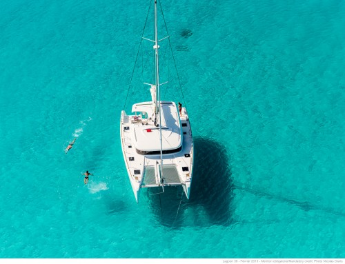 Catamaran sailing holidays in Greece and Greek Isles