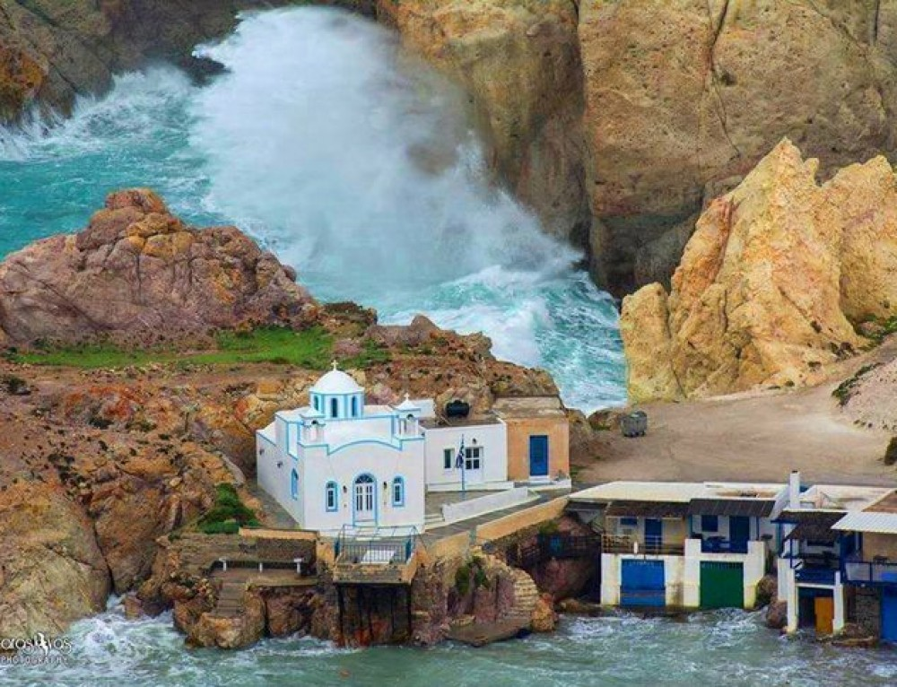Chapels of the Cyclades