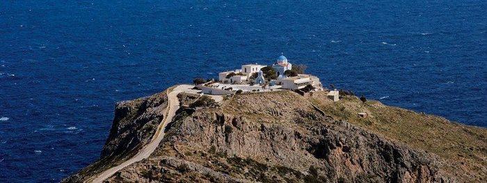 kea island chapel