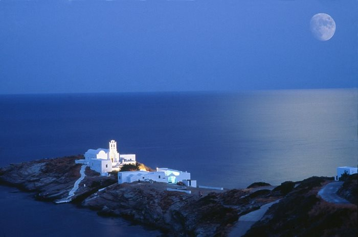sifnos island chapel