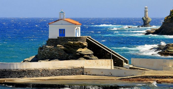 andros chapel