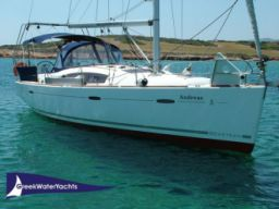 Beneteau 40 sailboat 2 -4 guests sailing trip