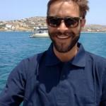Jason Skipper at Greek Water Yachts
