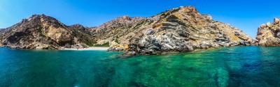 Sailing to Iraklia, Minor Cyclades