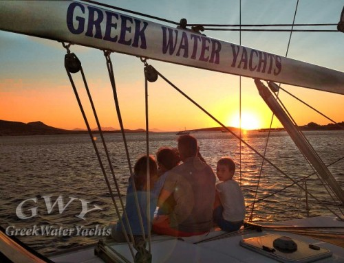 13 tips for family sailing holiday in Greece