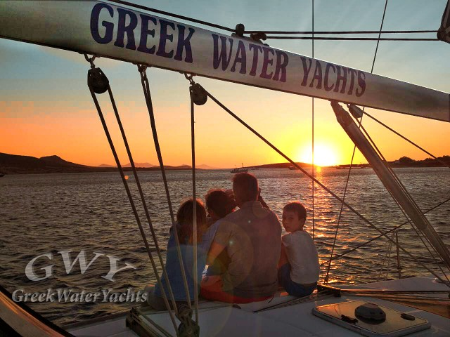 tips for family sailing cruises GReece