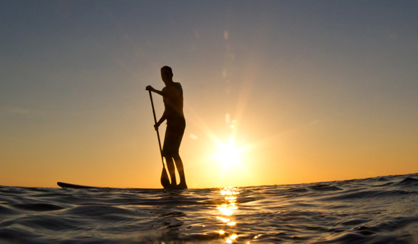 sail holidays in the Greek isles and SUP instructor