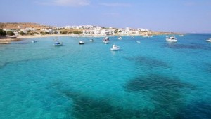 minor cyclades sailing trip